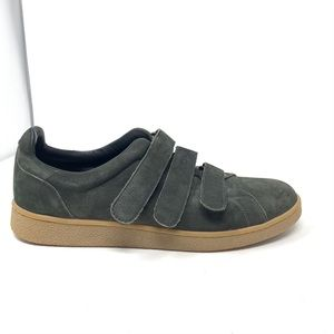 Jerome Dreyfuss suede trainers size 41
